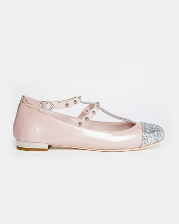 Juliet & Zoe | Emily in Pale Pink